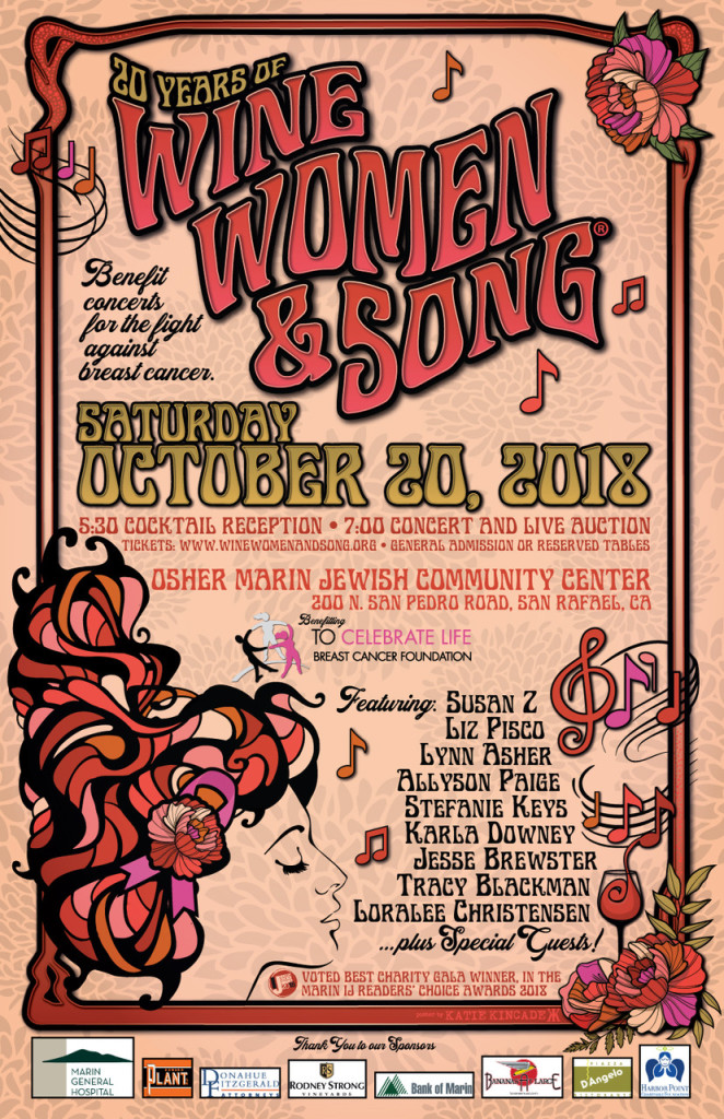 Wine Women and Song 2018 poster
